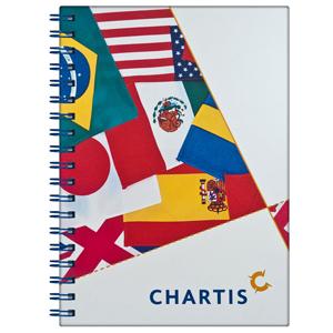 112f3a056 DZ9 Gráfica - Caderno Personalizado - Linha colors - Capa dura (Medidas: 21  x