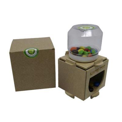 Ecologik Sustentáveis - Kit para montar e pintar Baleiro Colore Confeccionado em madeira certificada, revestido com papel couché para serem coloridos. Gravação de logomarca....