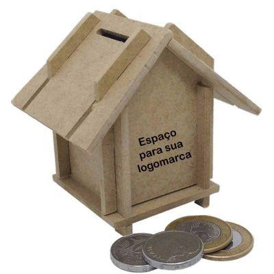 Ecologik Sustentáveis - Quebra-cabeça 3D casinha. Destaque e Monte! Agradável desafio produzido em madeira 100% proveniente de reflorestamento.Disponível em placa para destac...