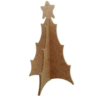 Ecologik Sustentáveis - Cartão Mini árvore de Natal.
