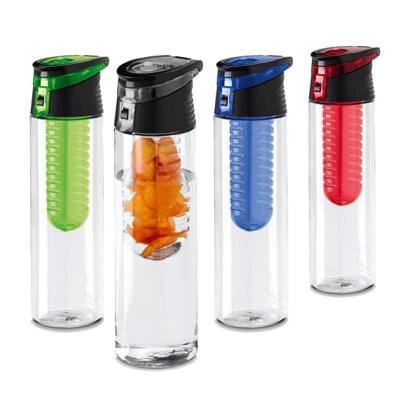 CAO Brindes - Squeeze plástico 740ml com infusor de frutas