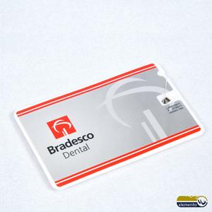 06ac5ea4d Cartão de Visita com Fio Dental (Etiqueta impressa