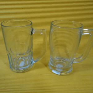 Armazém Brasileiro - Caneca de vidro para chopp nos modelos clássico Bristol ou Taberna com capacidade para até 340 ml. Belíssimas as canecas de vidro dão de muita persona...