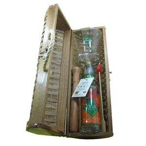 Armazém Brasileiro - Kit personalizado de caipirinha
