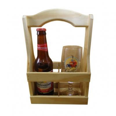Armazém Brasileiro - Kit cerveja engradado