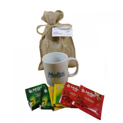 Armazém Brasileiro - Kit chá personalizado