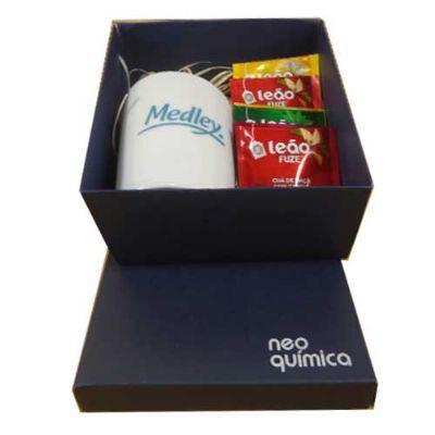 Armazém Brasileiro - Kit chá