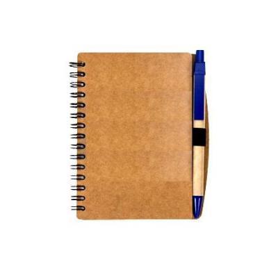 Elite Mais - Bloco de anotações ecológico com caneta