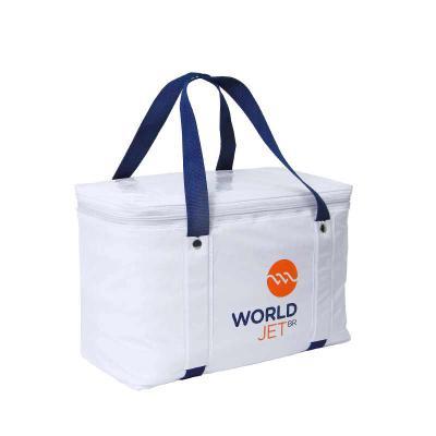 Rode - Bolsa térmica com capacidade de 18 litros. Evidencie sua marca em um produto útil e de alta qualidade!