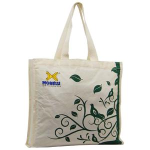 Rode - Sacola ecológica feita em algodão. Encante seus clientes com brindes úteis e personalizados!