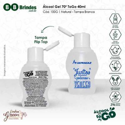 BB Grupo - Álcool Gel 70 ToGo 40ml