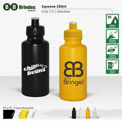 BB Grupo - Squeeze standard 550ml