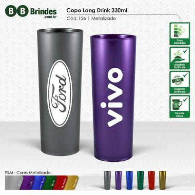 BB Grupo - Copo long drink 330ml