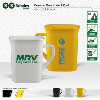 BB Grupo - Caneca Quadrada standard 250 ml