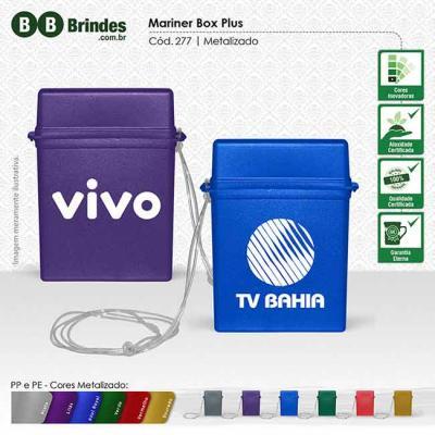BB Grupo - Mariner Box Plus Metalizado