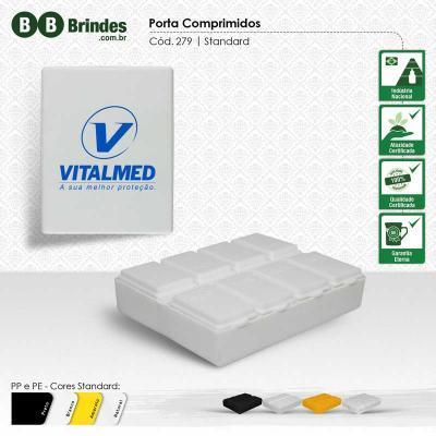 BB Grupo - Porta comprimidos