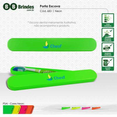 BB Grupo - Porta Escova Neon