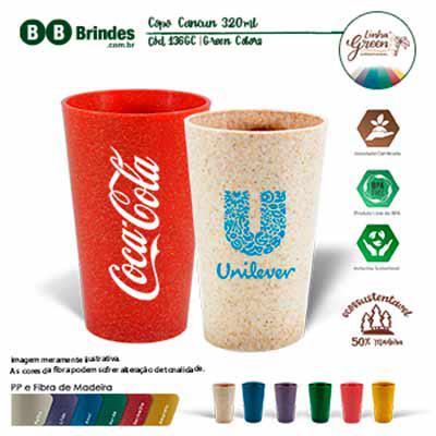 BB Grupo - Copo Cancun GREEN Colors