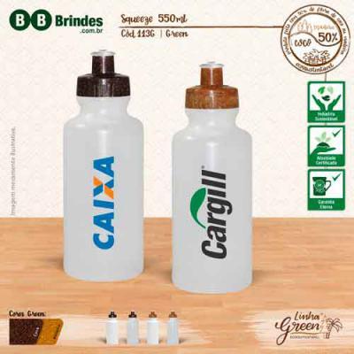 BB Grupo - Squeeze 550 ml green