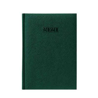 Vecelka Brindes - Agendas Personalizadas 2020,  capa BW-PEQUIM, encadernada, cores azul china, turquesa, cinza, verde, bordo, grafite, marsalla, azul, disponível para o...