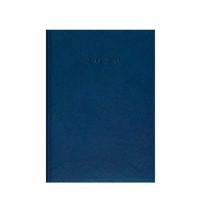 Vecelka Brindes - Agendas personalizadas 2020, capa AX-PRAGA, encadernada, cores vermelho, azul escuro, marrom, disponível para os miolos diários e semanais, papel bran...