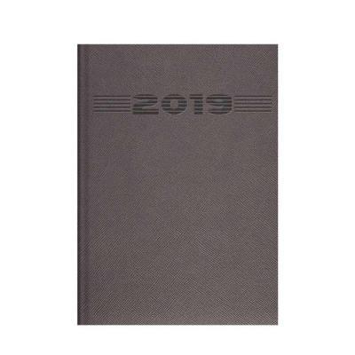 Vecelka Brindes - Agendas personalizadas 2019, capa AX-PRAGA, encadernada, cores vermelho, azul escuro, marrom, terracota, disponível para os miolos diários e semanais,...