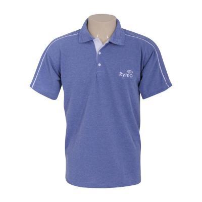 Vecelka Brindes - Camisa Pólo modelo