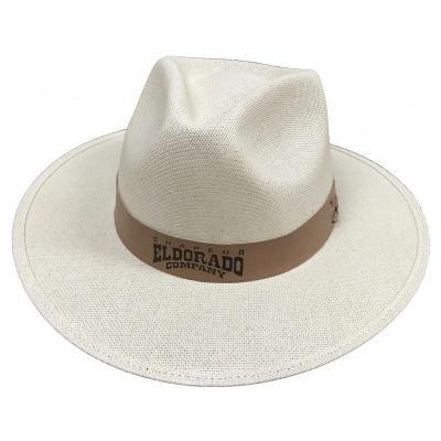 Chapéu panamá personalizado - Vecelka Brindes  3c2c2c2bd44