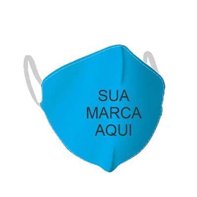 Mundo das Sacolas - Máscara de Proteção em Algodão