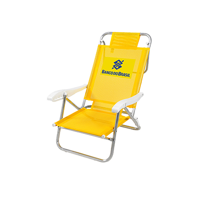 MPB Brindes - Cadeira de praia