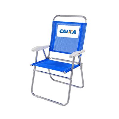 MPB Brindes - Cadeira cancun  plus