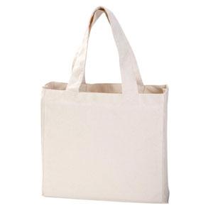 MPB Brindes - Sacola de lonita em algodão cru, com alça de ombro e impressão em silk. Medidas: 32 x 38 x 14 cm. Sua marca presente no dia a dia dos clientes.