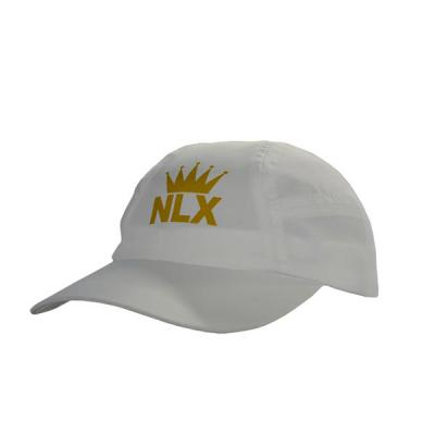 Dunitex Promocionais - Boné modelo ciclista em microfibra, 100% poliéster, regulador de velcro, personalização em transfer ou silkscreen.