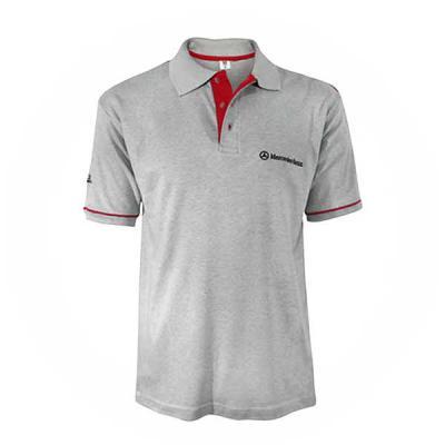 Dunitex Promocionais - Camisa Pólo, gola com reforço, personalização em bordado ou silkscreen, disponível em vários tecidos e cores.