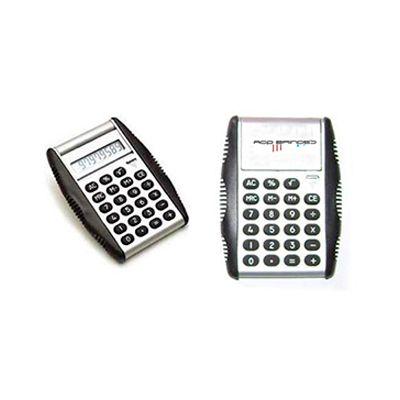 agp-brindes - Calculadora de bolso personalizada com tampa acoplada fffb2d28b695c