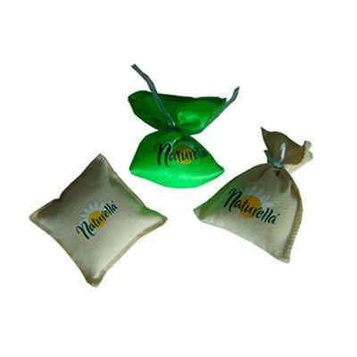 AGP Brindes - Sachês aromatizados personalizados, confeccionados em algodão ou cetim. Invista em um produto que valoriza e proporciona a seus clientes bem estar e r...
