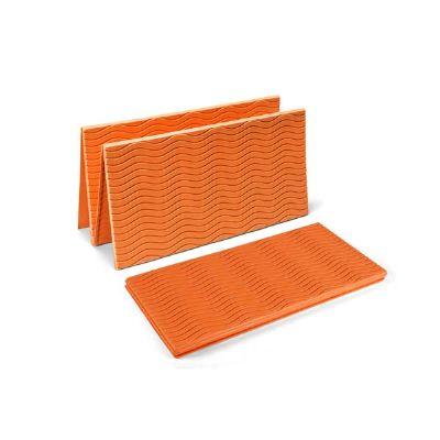 JOMO - Tapete de Yoga termomoldado. Verificar disponibiliade de cores. Dimensões:  865 x 435 x 8 mm