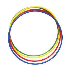 Estilo Brindes - Bambolê personalizado colorido.