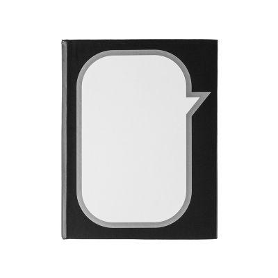 Creative Design - Bloco adesivado de anotações com 3 modelos.