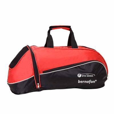 Ledmark Produtos Promocionais - Bolsa de viagem confeccionada em nylon