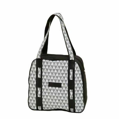 Ledmark Produtos Promocionais - Bolsa feminina personalizada, necessaire, com a sua arte em hot stamping, confeccionada em poliéster sintético, várias cores. Produzimos bolsas em div...