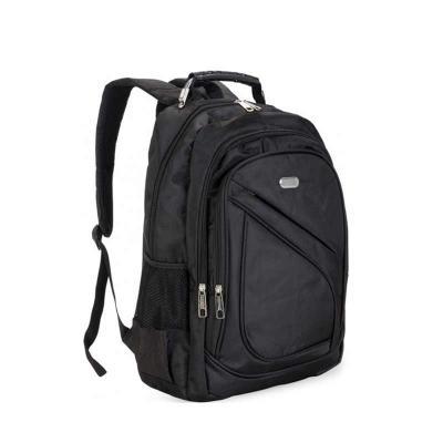 absoluty-brindes - Mochila nylon poliester para notebook. Possui compartimento grande com bolso interno para notebook, dois compartimentos médios, bolso pequeno frontal...