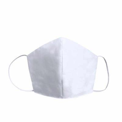 Absoluty Brindes - Máscara de tecido para proteção individual Tamanho: 20 x 17 cm Material: 100% algodão / dupla face Permite gravação via silk screen.