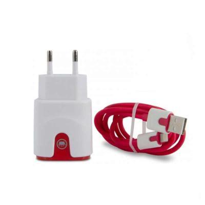 Absoluty Brindes - Tomada com 2 saídas USB