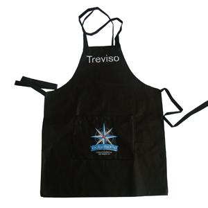 Embalabrindes - Avental personalizado em TNT com bolso.