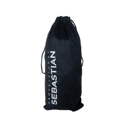 Embalabrindes - Saco de Suede Preto