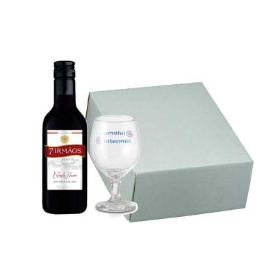 D.Kore Porcelanas - Kit vinho em caixa