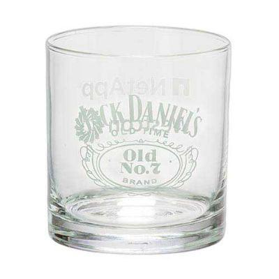 D.Kore Porcelanas - Copo de Whisky personalizado cylinder - 320 ml