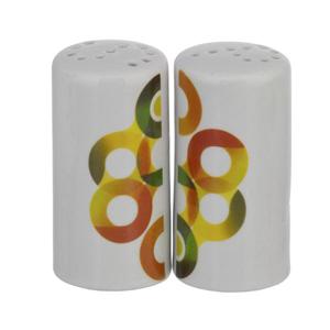 d-kore-porcelanas - Saleiro, Pimenteiro e Paliteiro Tradicional para Brinde.