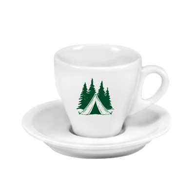 D.Kore Porcelanas - Xícara de café buond 80ml